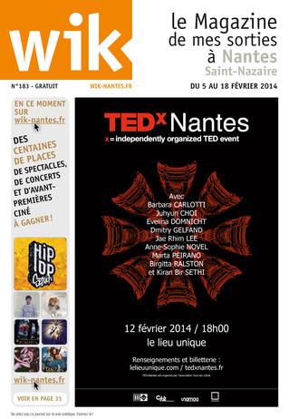 Wik Nantes n° 183