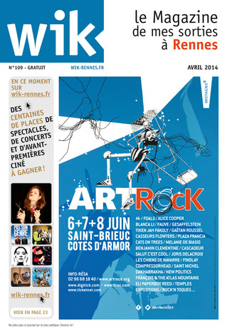 Wik Rennes n°109