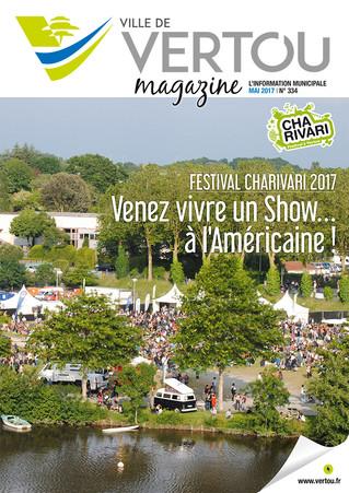 Vertou n°334 - mai 2017