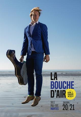 Visuel de saison La Bouche d'Air 2020-2021