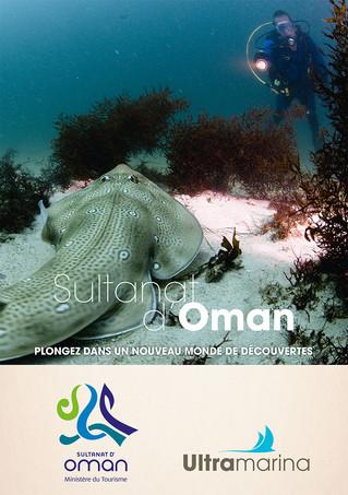 Plaquette Sultanat d'Oman pour Ultramarina