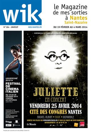 Wik Nantes n° 184