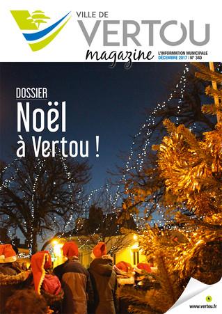 Vertou n°340 - décembre 2017