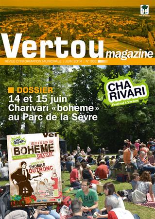 Vertou magazine, un n° 302 à l'esprit bohème