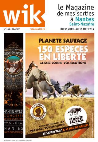 Wik Nantes n° 189