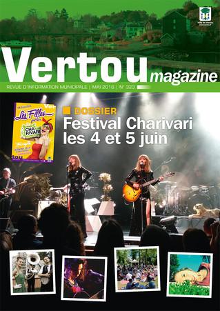 Vertou n°323 - Mai 2016