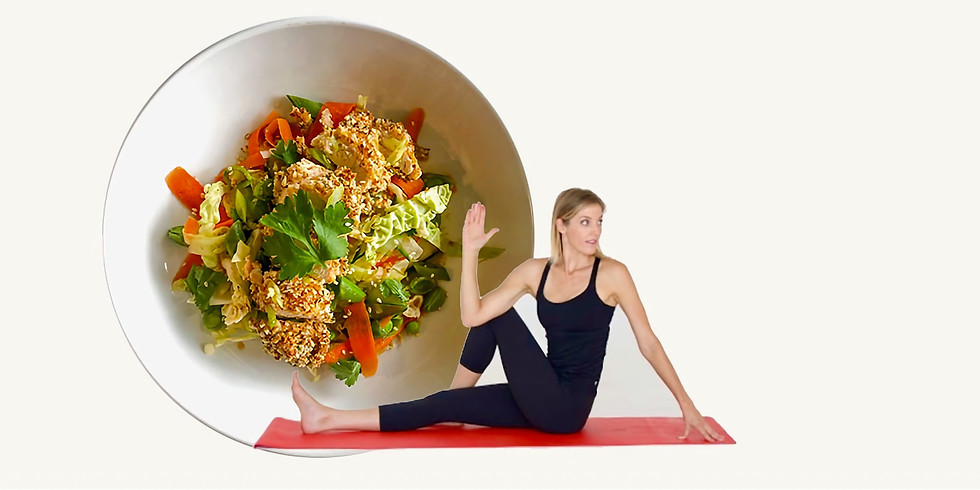 Wellness Weekend with Chef & Healthy Living Expert, Nicole Smith
