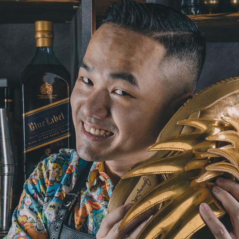 Cocktail Mixing with World Class Executive Mixologist Antonio Lai