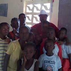 students of Haiti