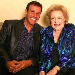 Stephen Sorrentino & Betty White