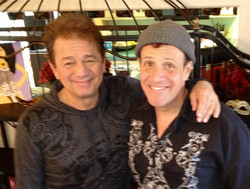 stephen Sorrentino and Adrian Zmed
