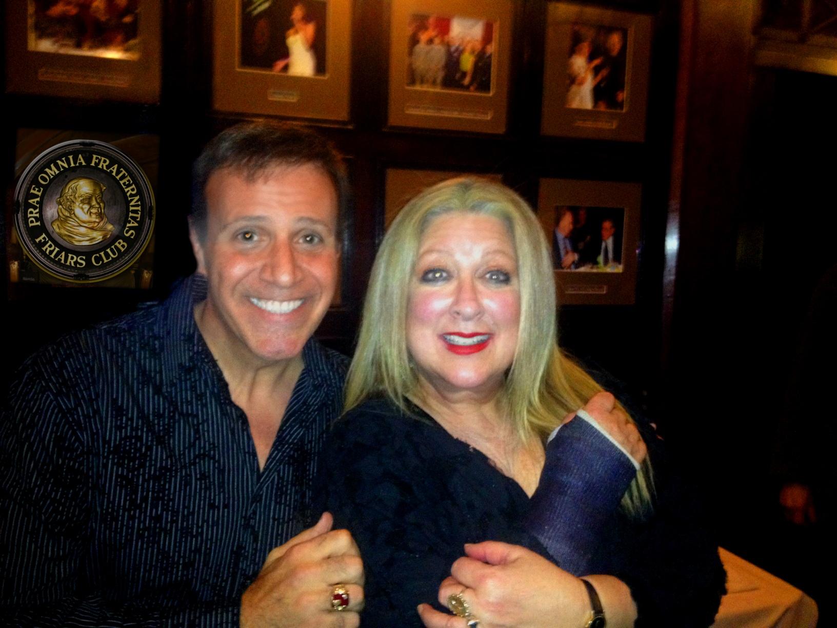 Stephen Sorrentino & Elaine Boosler