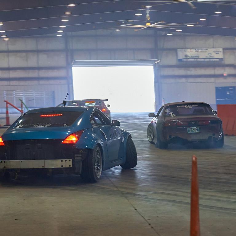 Lawton Indoor Drifting