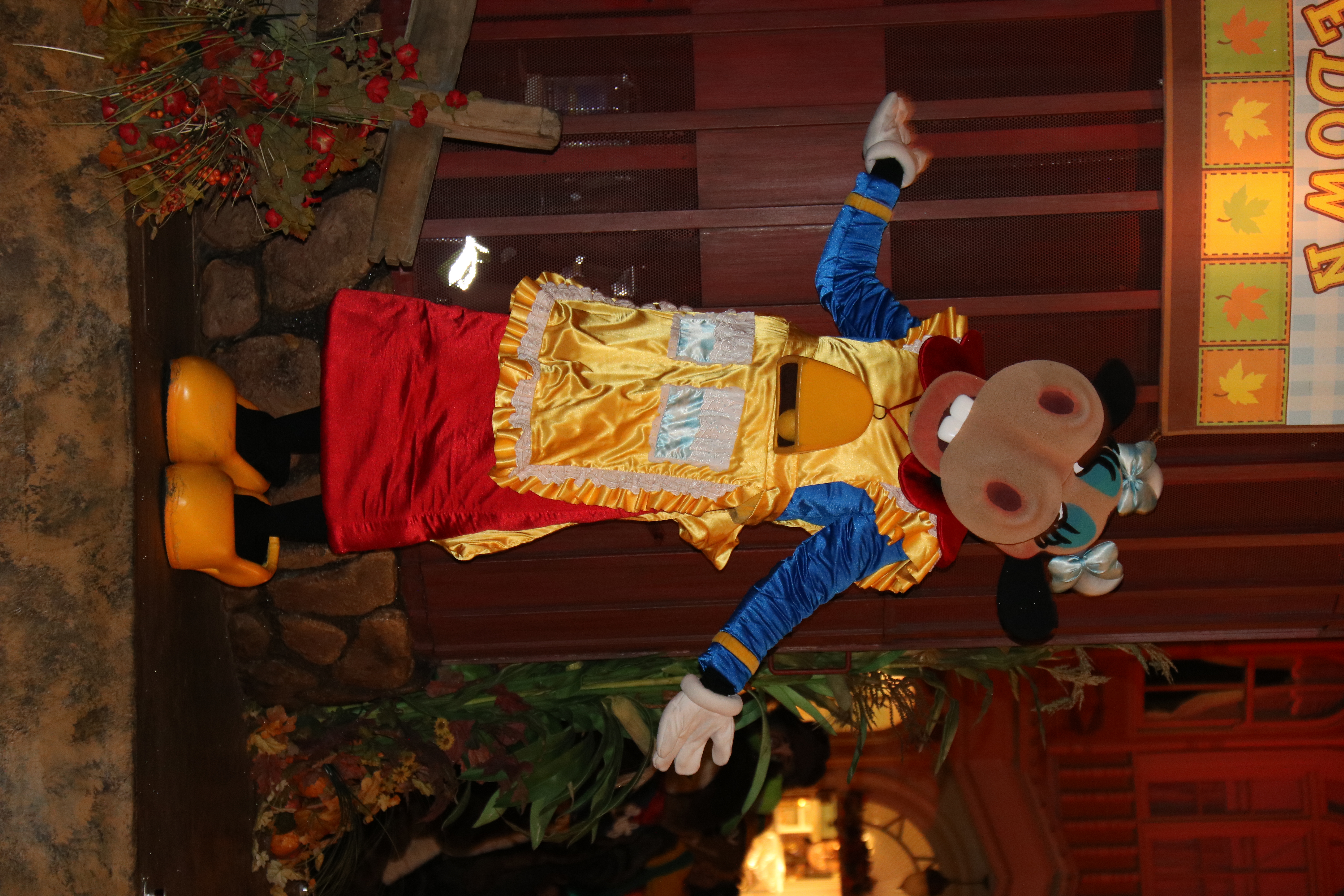 Old Parade Clarabelle