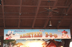 Mickey's Backyard BBQ