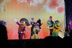 Disney Fan Daze Inaugural Party