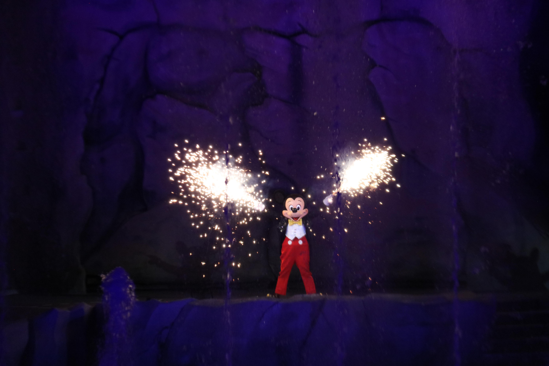 Sparkly Mickey