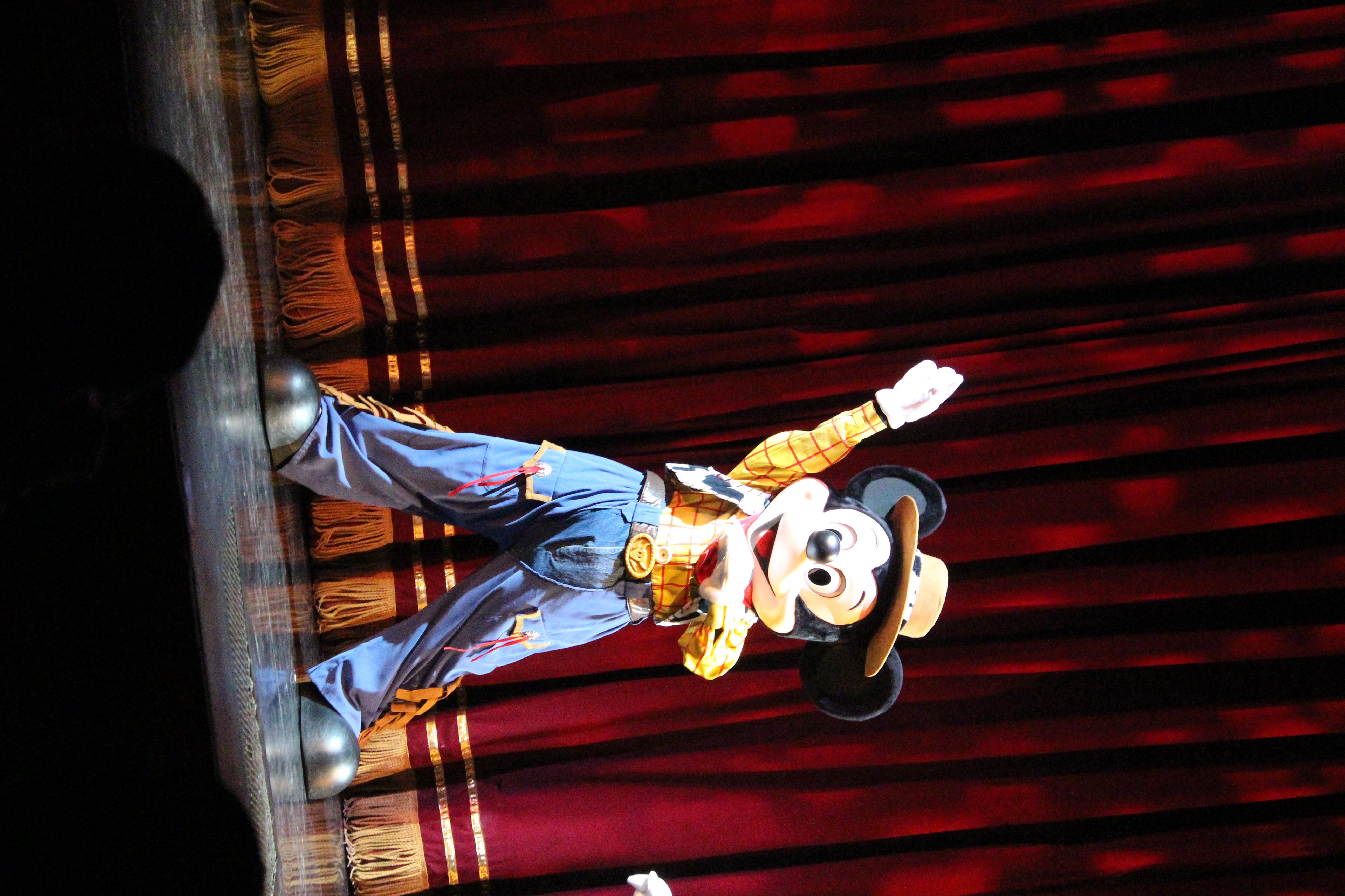Woody Mickey