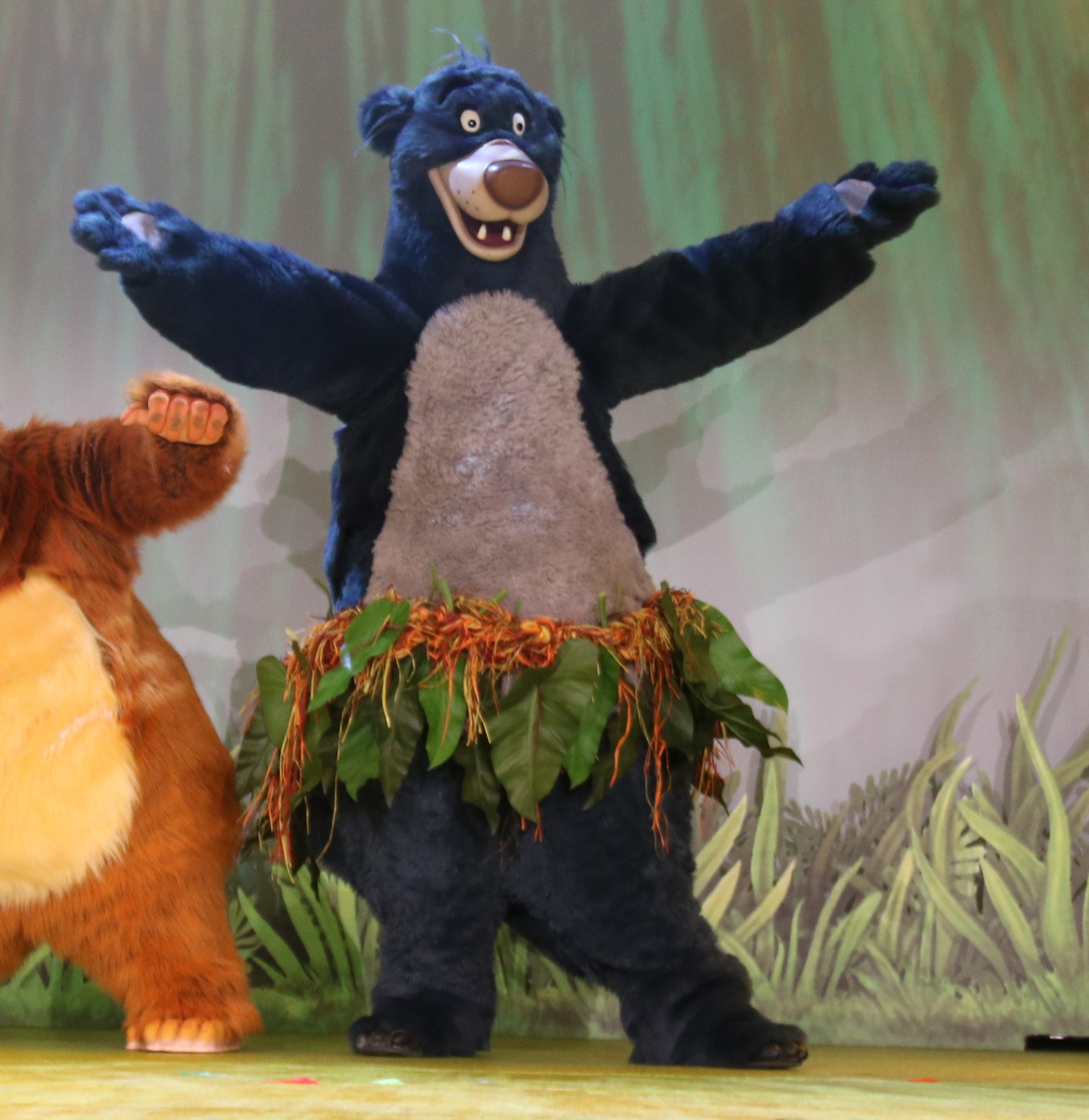Forest of Enchantment Baloo