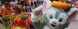 Mickey's Halloween Time Cavalcade