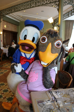 Donald and Abby