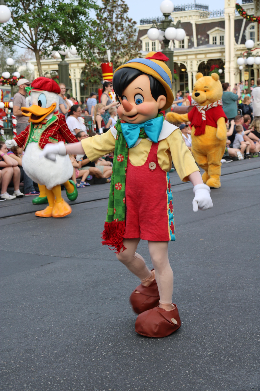 Old Pinocchio