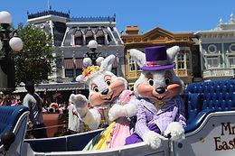 Magic Kingdom Easter
