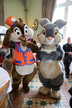 Chip and Thumper