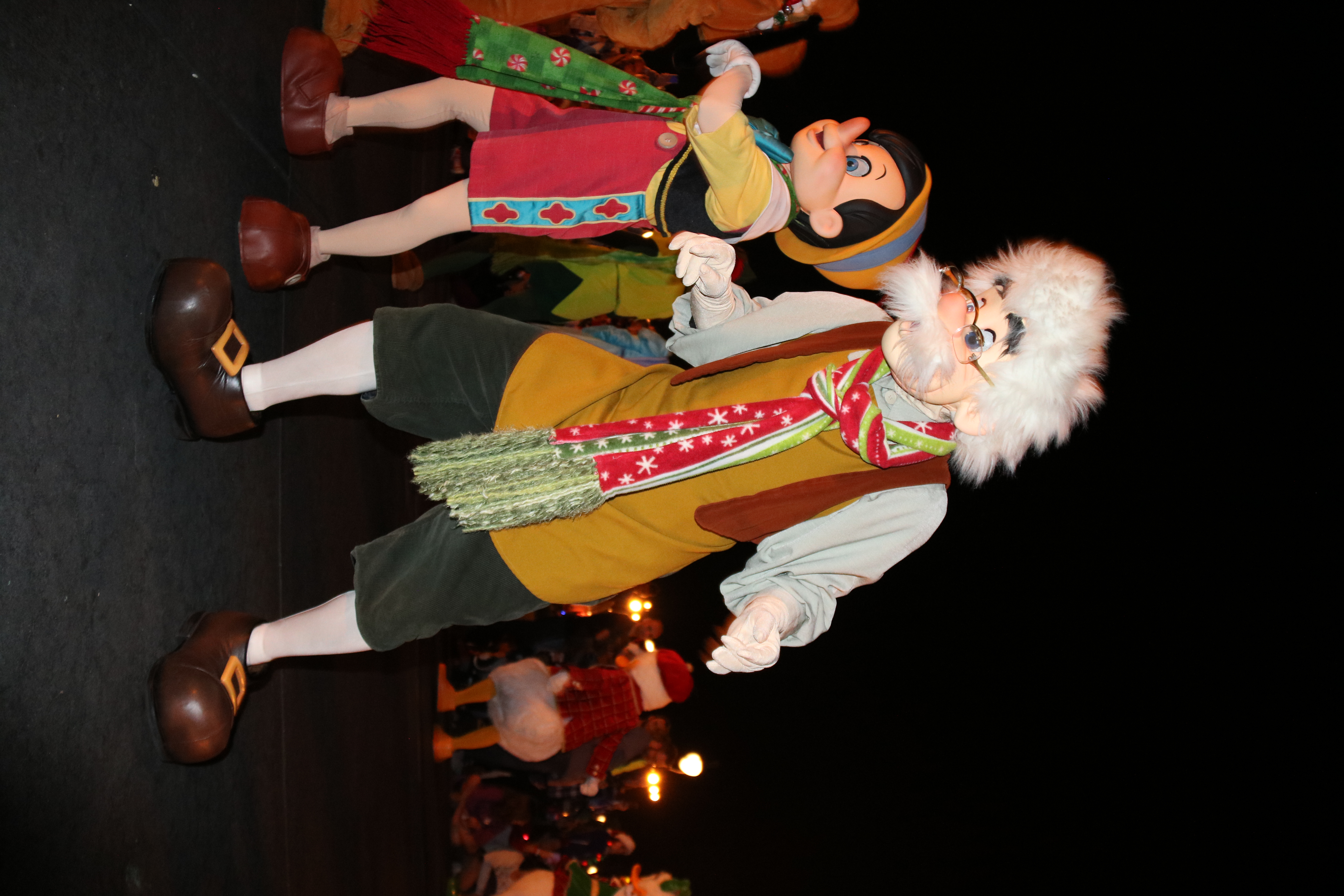 Old Geppetto