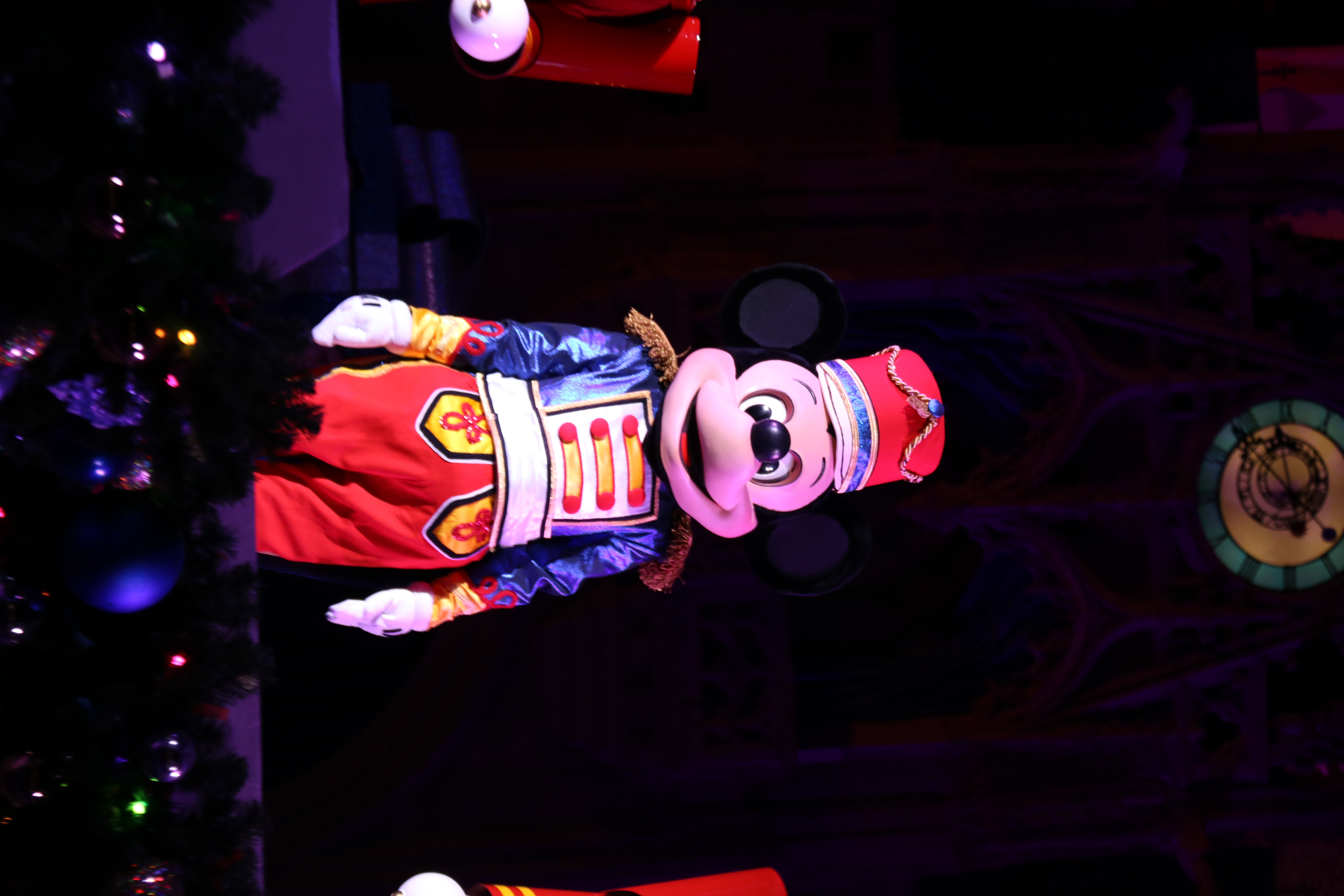 Toy Soldier Mickey