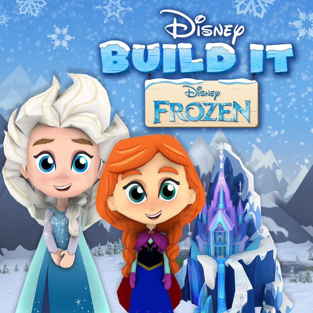 Disney Build it