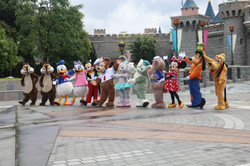 Duffy friends welcomes