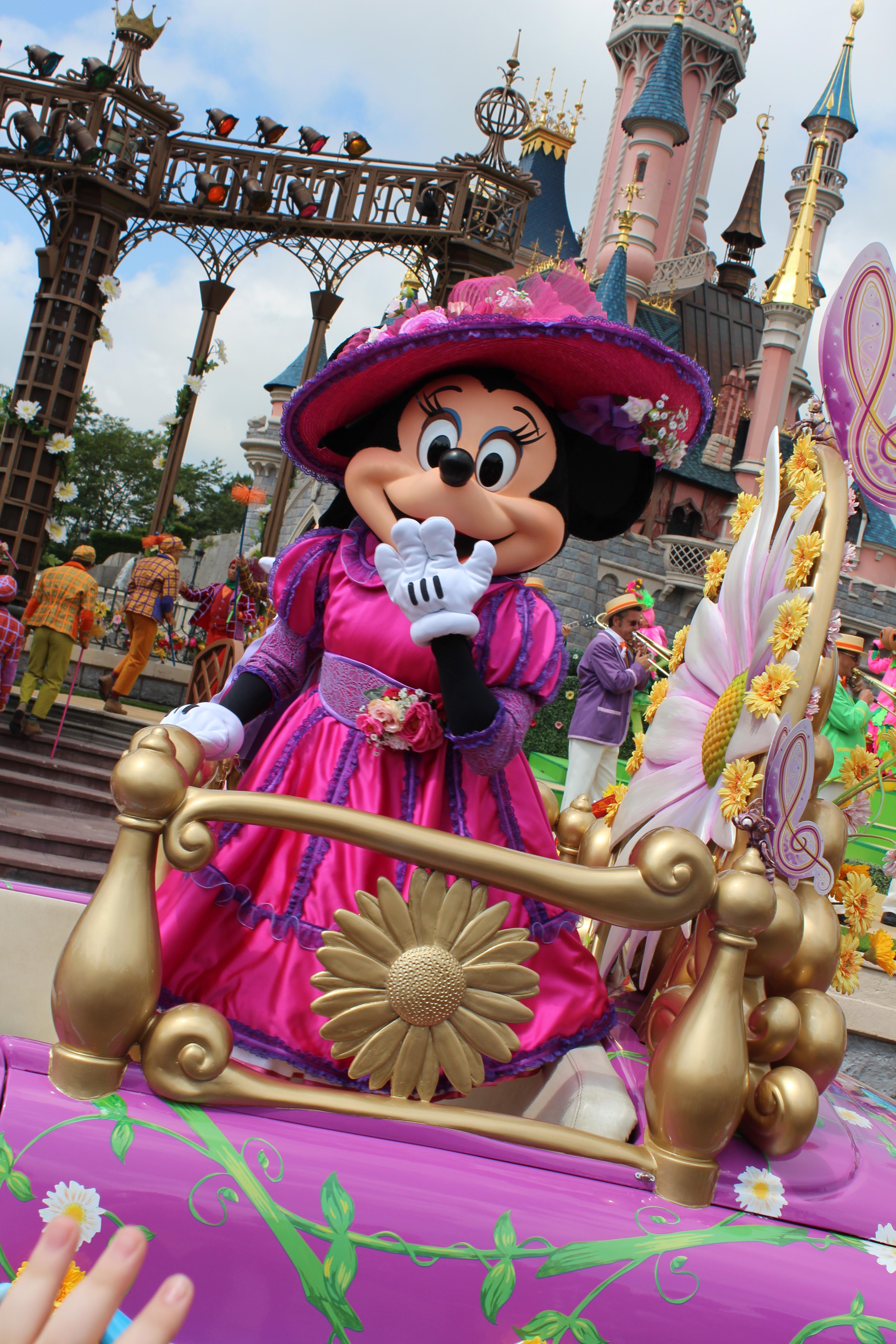 Promenade Minnie Mouse