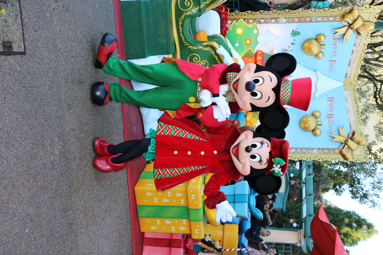 Alternate Mickey and Minnie