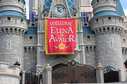 Elena of Avalor's Welcome