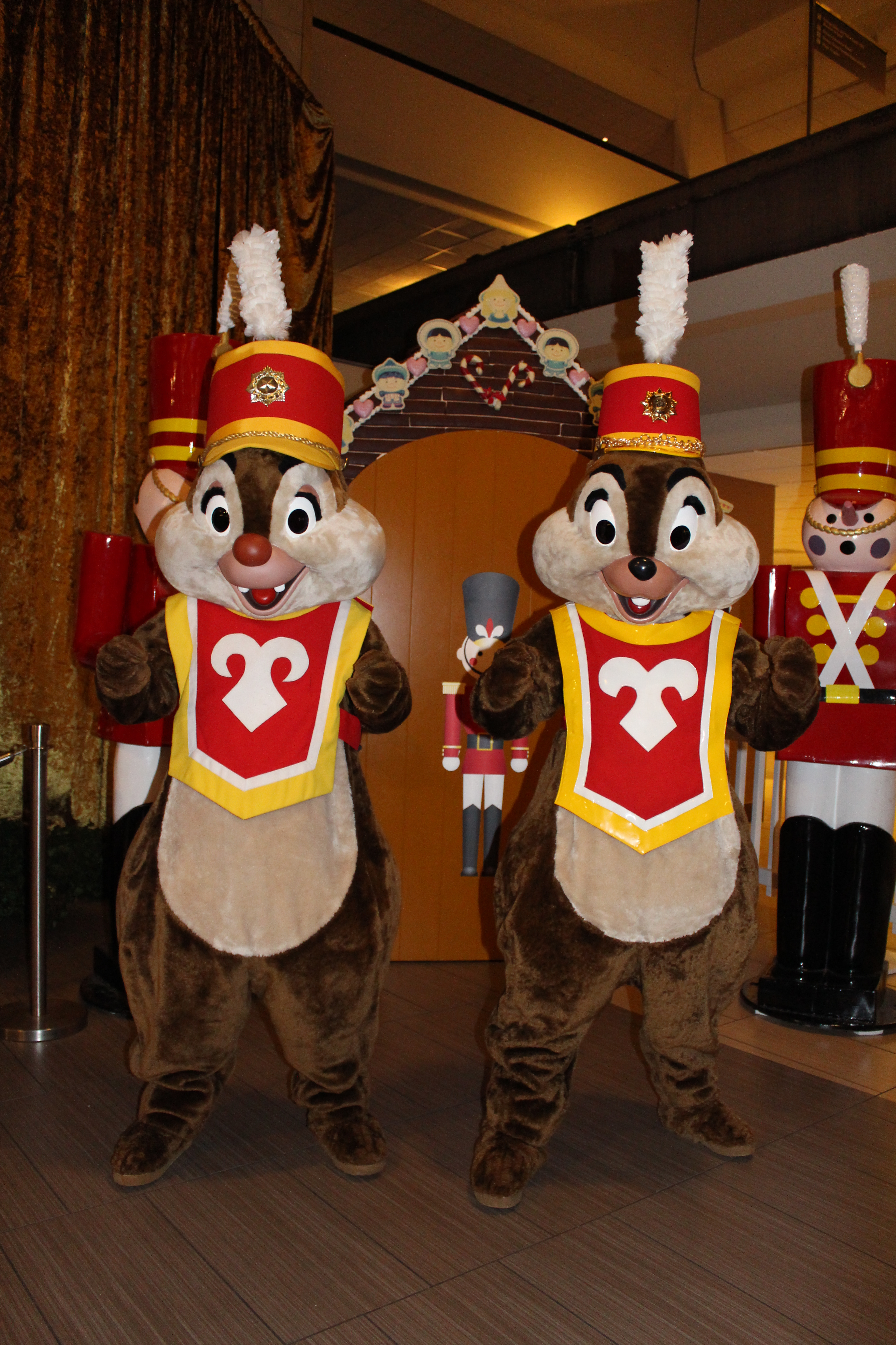 Band Chip 'n' Dale