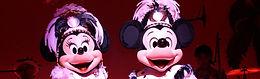 Mickey and Minnie's Polynesian Paradise