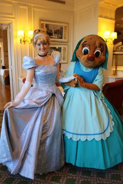 Cinderella and Suzy