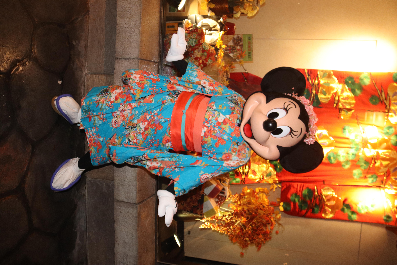 Japanese Minnie