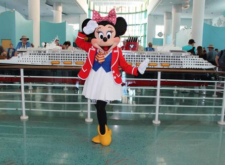 Disney Magic Trip Report 2015