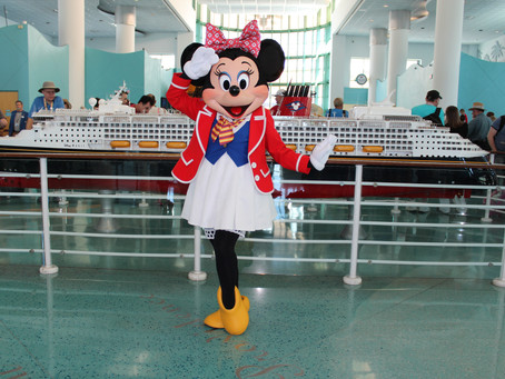 Disney Magic Trip Report 2015