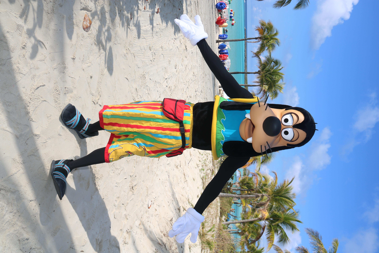 Castaway Cay Goofy