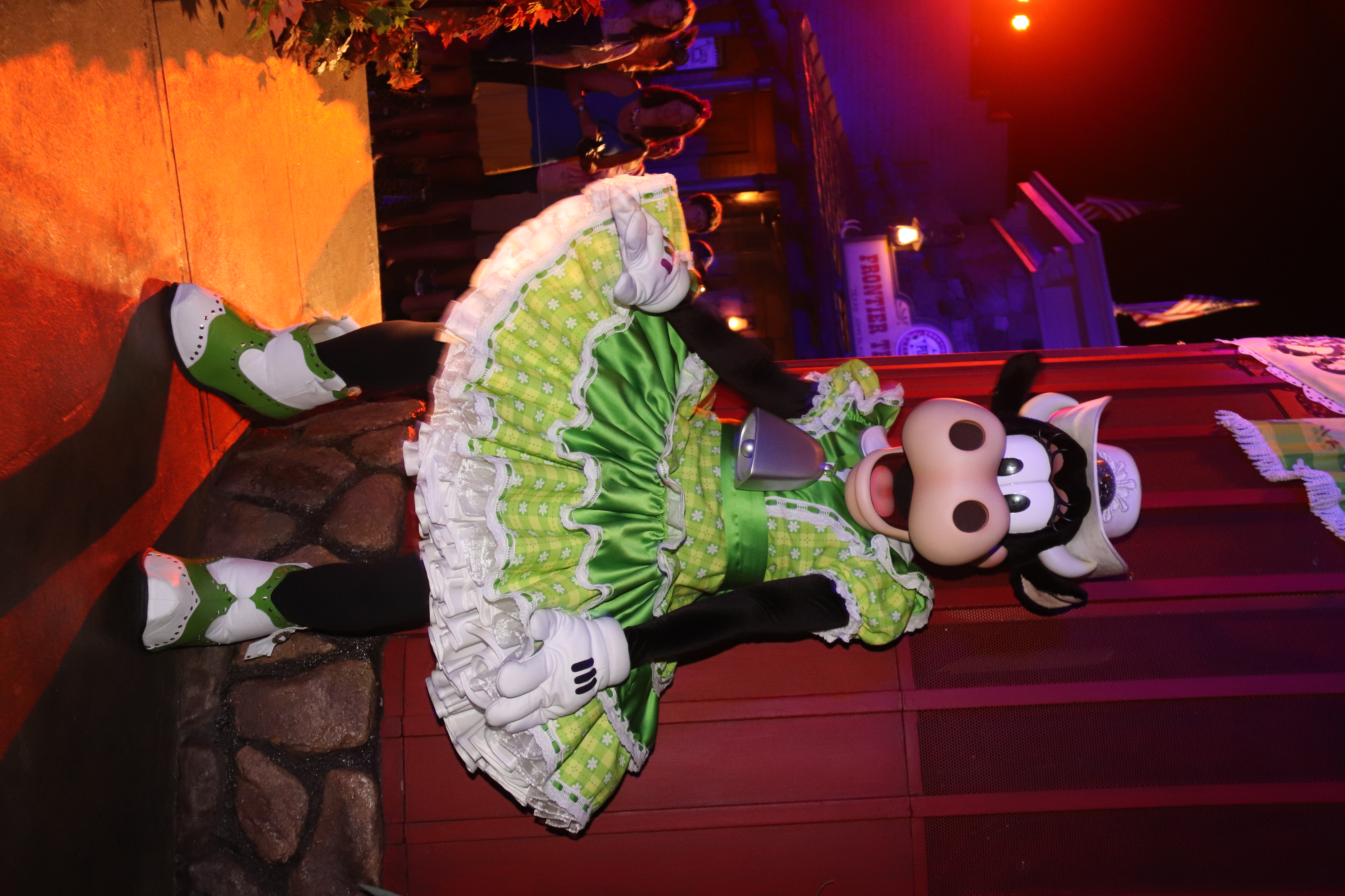 New Parade Clarabelle
