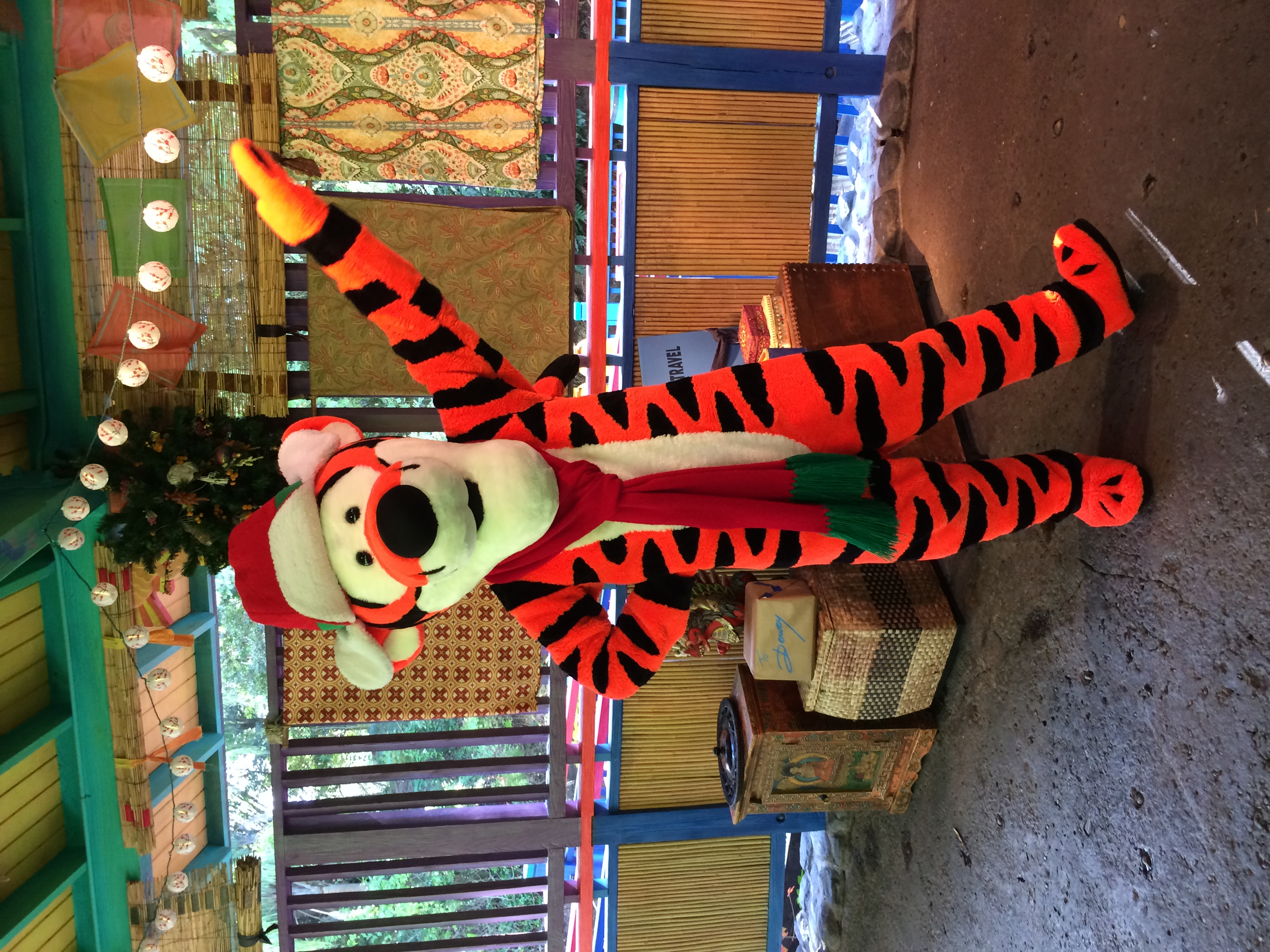 Animal Kingdom Tigger
