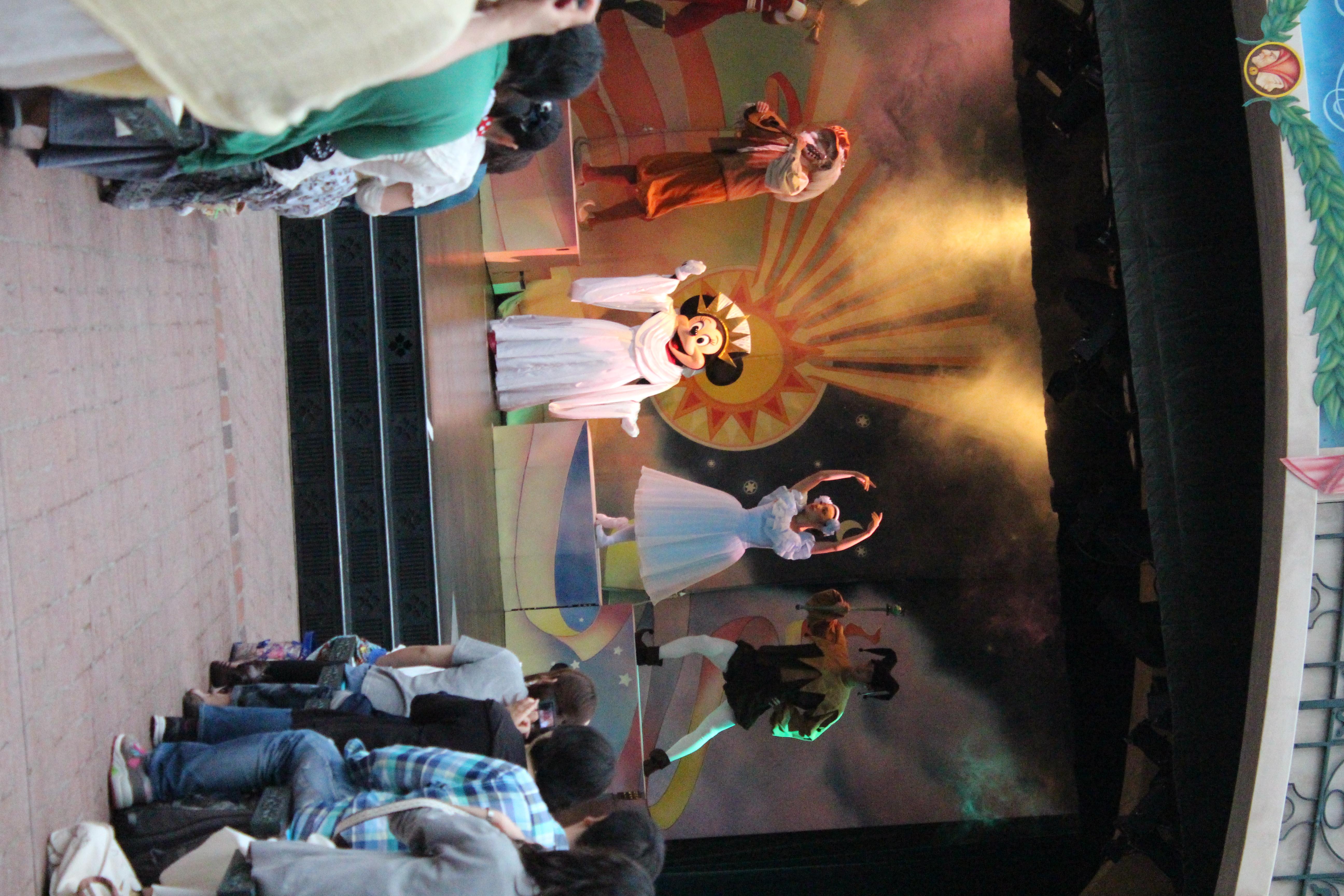 Opening Minnie