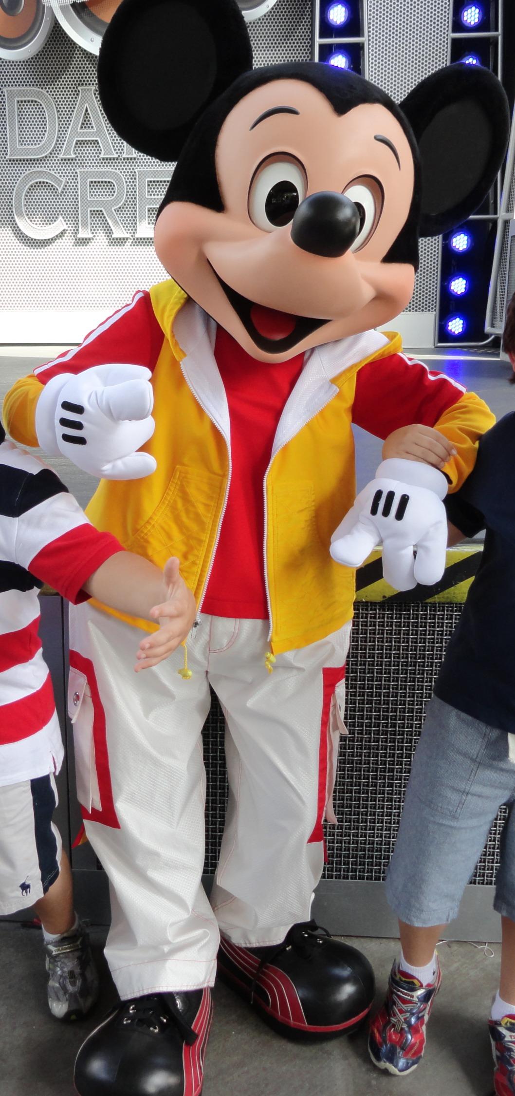Hip Hop Mickey