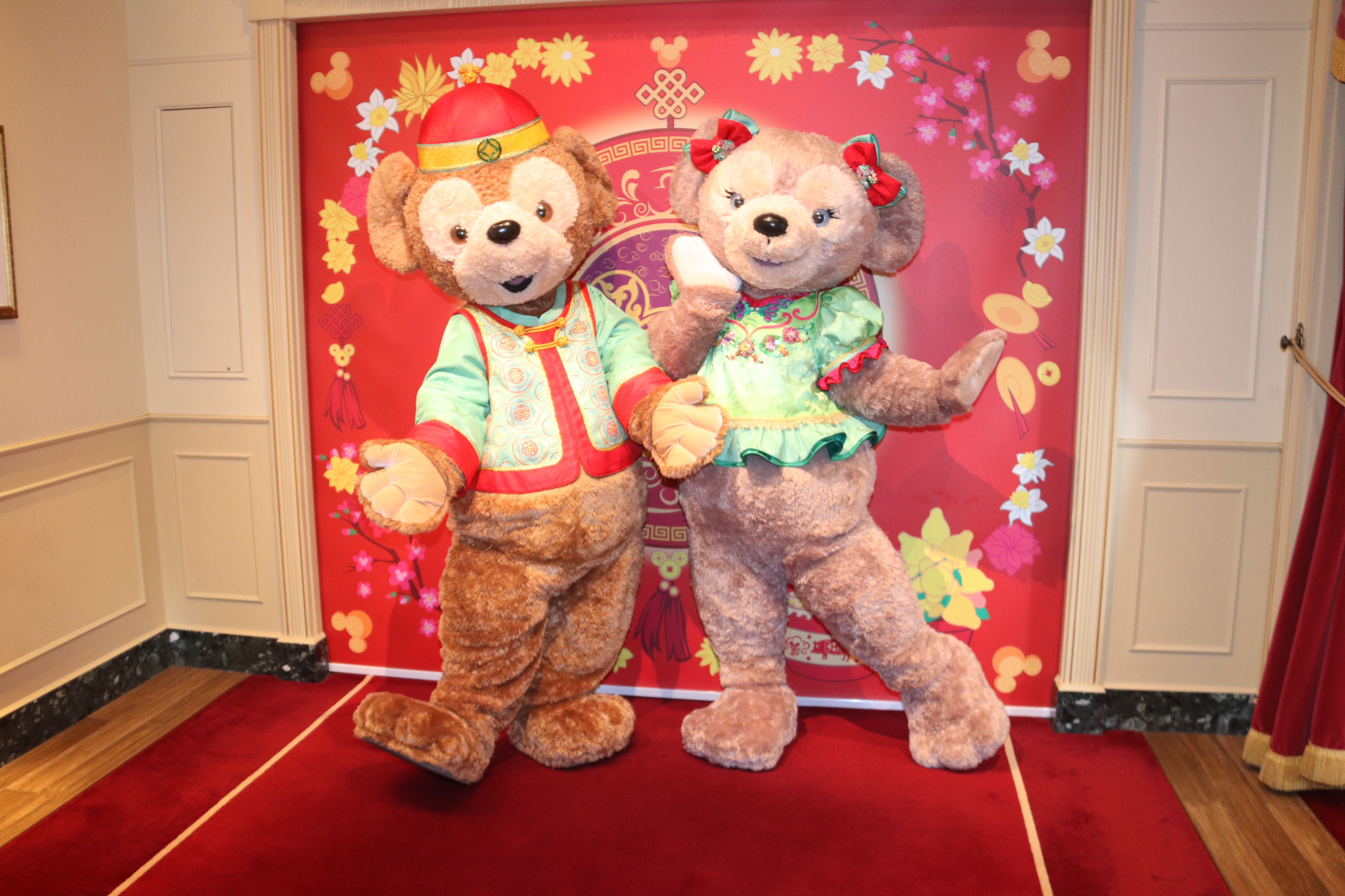 Duffy and ShellieMay