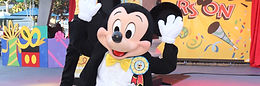 Mickey 90 Buttons