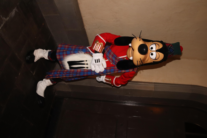Scottish Goofy