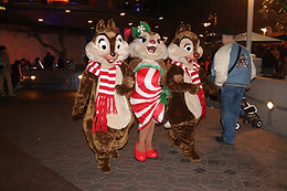 Disney's Holiday Dance Party